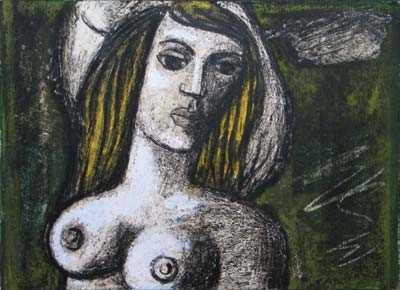 Nude 1949. James Cant.