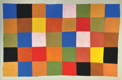 Colour study 15. Clifford Bayliss.