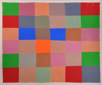 Colour study 14. Clifford Bayliss.