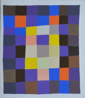 Colour study 19. Clifford Bayliss.