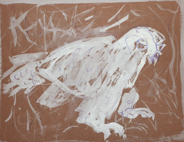 Eagle. Mary Macqueen.