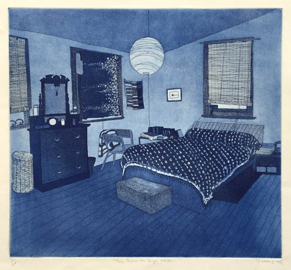 This Room no Longer Exists 1979. Rosemary Vickers.