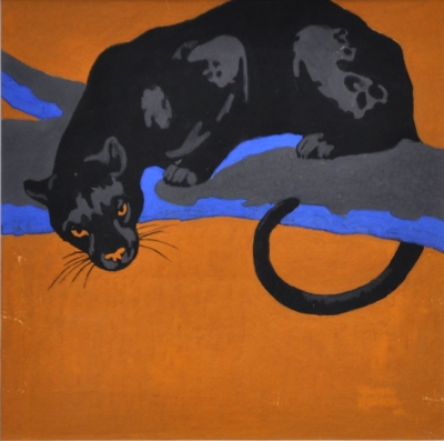 Panther. Thomas Llewelyn.