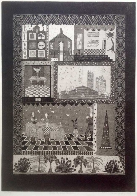 House of Good Fortune 1989. Dianne Longley.