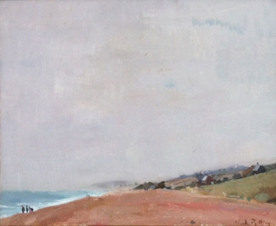 By the Sea, Branscombe. Nick Botting.