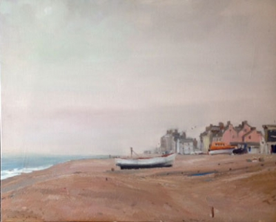 Aldeburgh Beach. Nick Botting.