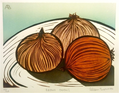 Brown Onions. Aileen Brown.