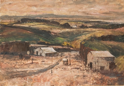 Bombo Quarry, N.S.W. George F. Lawrence.