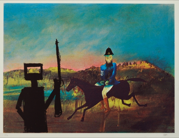 The Evening. Sidney Nolan.