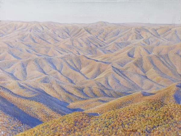 High Country 1986. Peter Trusler.