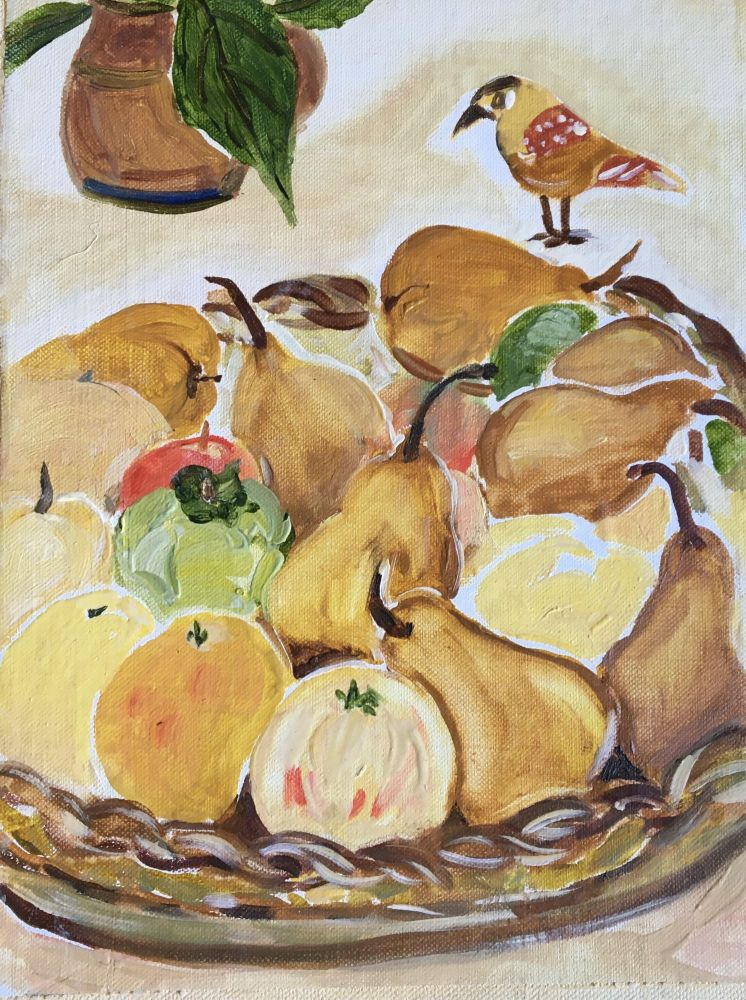 Pears 2019. Ceci Cairns.