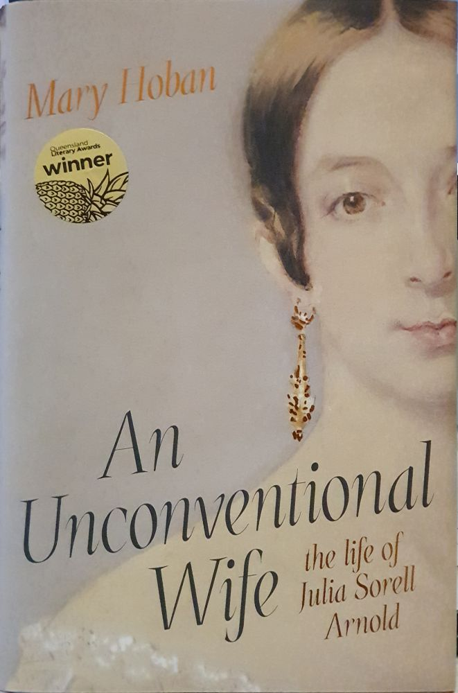 An Unconventional Wife. Mary Hoban.