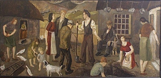 The Well c1923-24. Max Martin.
