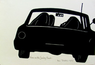 Nuns on the Geelong Road ... Oil Sheiks to Bahrain. Eric Thake.