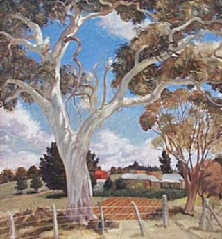 The Little Farm, Bungarby 1947. Adrian Feint
