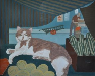 The Mother Cat. Joan Russell
