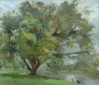 Hampstead Heath. Nick Botting