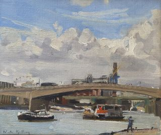 London Bridge. Nick Botting