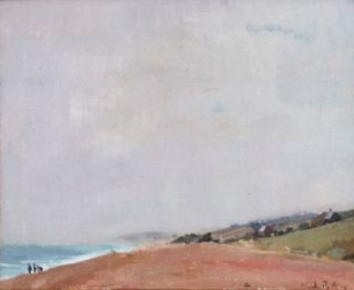 By the Sea, Branscombe. Nick Botting