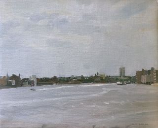 The Thames at Limehouse. Nick Botting