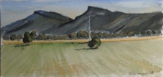 Grampians 1999. Mary Hammond