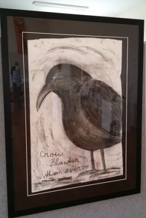 Crow, Blacker than Ever. Judy Warne