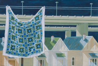 Houses Under the Bridge 2014. Jeff Ferris