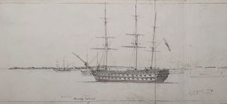 Study of the Hanko Penninsula, Finland for the British Navy during the Crimean War 1853-1856....